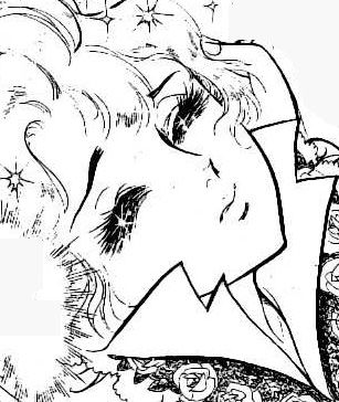 Hình ảnh Carol trắng đen trong bộ truyện Cô gái Sông Nile ( Ouke Monshou ) 尼罗河的女儿; 尼羅河女兒; 王家の紋章; คําสาปฟาโรห์; 왕가의 문장 - Page 2 1dot197_zpsb18d107a