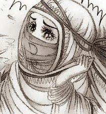 Hình ảnh Carol trắng đen trong bộ truyện Cô gái Sông Nile ( Ouke Monshou ) 尼罗河的女儿; 尼羅河女兒; 王家の紋章; คําสาปฟาโรห์; 왕가의 문장 1dot23_zps3002f59b
