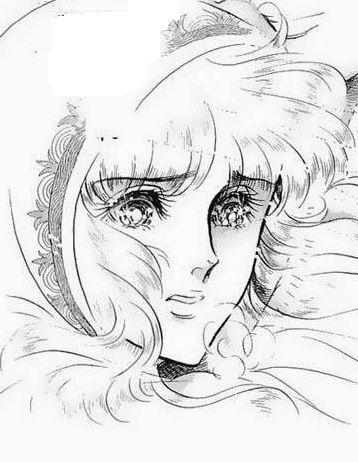 Hình ảnh Carol trắng đen trong bộ truyện Cô gái Sông Nile ( Ouke Monshou ) 尼罗河的女儿; 尼羅河女兒; 王家の紋章; คําสาปฟาโรห์; 왕가의 문장 1dot27_zps14973358