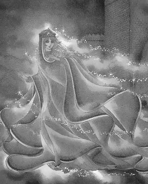 Hình ảnh Carol trắng đen trong bộ truyện Cô gái Sông Nile ( Ouke Monshou ) 尼罗河的女儿; 尼羅河女兒; 王家の紋章; คําสาปฟาโรห์; 왕가의 문장 1dot41_zps7b8215bd