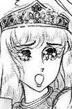 Hình ảnh Carol trắng đen trong bộ truyện Cô gái Sông Nile ( Ouke Monshou ) 尼罗河的女儿; 尼羅河女兒; 王家の紋章; คําสาปฟาโรห์; 왕가의 문장 1dot52_zps03ff9445