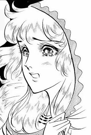 Hình ảnh Carol trắng đen trong bộ truyện Cô gái Sông Nile ( Ouke Monshou ) 尼罗河的女儿; 尼羅河女兒; 王家の紋章; คําสาปฟาโรห์; 왕가의 문장 1dot70_zpsb504e65d