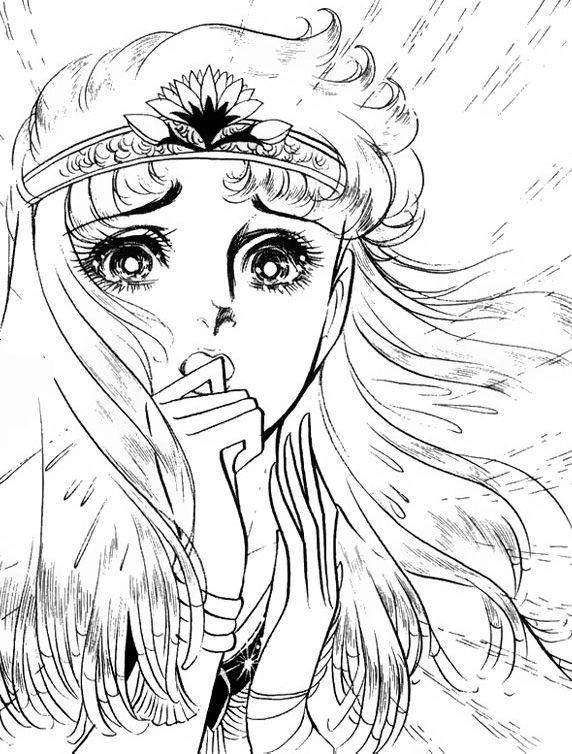 Hình ảnh Carol trắng đen trong bộ truyện Cô gái Sông Nile ( Ouke Monshou ) 尼罗河的女儿; 尼羅河女兒; 王家の紋章; คําสาปฟาโรห์; 왕가의 문장 - Page 5 1dot7_zps572a077f