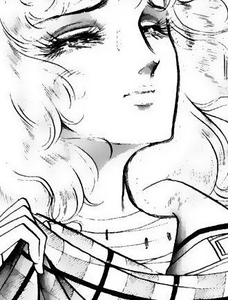 Hình ảnh Carol trắng đen trong bộ truyện Cô gái Sông Nile ( Ouke Monshou ) 尼罗河的女儿; 尼羅河女兒; 王家の紋章; คําสาปฟาโรห์; 왕가의 문장 1dot92_zpsddd8d9a6