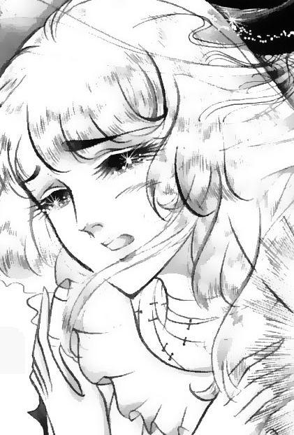 Hình ảnh Carol trắng đen trong bộ truyện Cô gái Sông Nile ( Ouke Monshou ) 尼罗河的女儿; 尼羅河女兒; 王家の紋章; คําสาปฟาโรห์; 왕가의 문장 1dot99_zps4eff296b