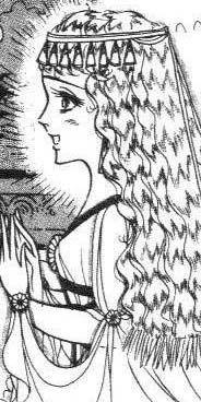 Hình ảnh Carol trắng đen trong bộ truyện Cô gái Sông Nile ( Ouke Monshou ) 尼罗河的女儿; 尼羅河女兒; 王家の紋章; คําสาปฟาโรห์; 왕가의 문장 - Page 3 2dot11_zpse7a816ba