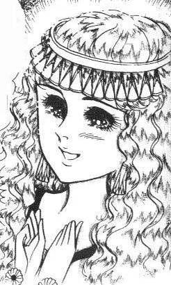 Hình ảnh Carol trắng đen trong bộ truyện Cô gái Sông Nile ( Ouke Monshou ) 尼罗河的女儿; 尼羅河女兒; 王家の紋章; คําสาปฟาโรห์; 왕가의 문장 - Page 3 2dot12_zps9854a477