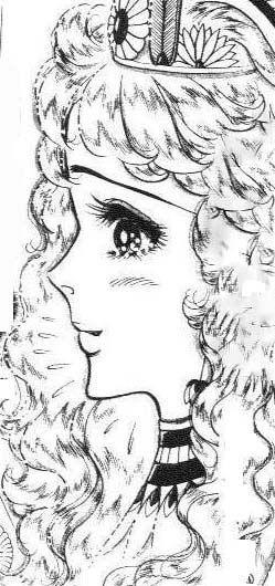 Hình ảnh Carol trắng đen trong bộ truyện Cô gái Sông Nile ( Ouke Monshou ) 尼罗河的女儿; 尼羅河女兒; 王家の紋章; คําสาปฟาโรห์; 왕가의 문장 - Page 3 2dot17_zps40d4e692