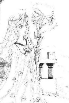 Hình ảnh Carol trắng đen trong bộ truyện Cô gái Sông Nile ( Ouke Monshou ) 尼罗河的女儿; 尼羅河女兒; 王家の紋章; คําสาปฟาโรห์; 왕가의 문장 - Page 3 2dot1_zpsa7e4186a