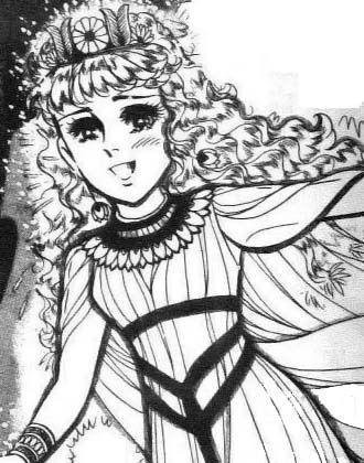 Hình ảnh Carol trắng đen trong bộ truyện Cô gái Sông Nile ( Ouke Monshou ) 尼罗河的女儿; 尼羅河女兒; 王家の紋章; คําสาปฟาโรห์; 왕가의 문장 - Page 5 2dot204_zpsa5d6b111