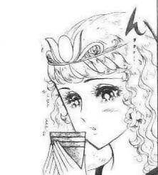 Hình ảnh Carol trắng đen trong bộ truyện Cô gái Sông Nile ( Ouke Monshou ) 尼罗河的女儿; 尼羅河女兒; 王家の紋章; คําสาปฟาโรห์; 왕가의 문장 - Page 5 2dot208_zpsc2e64515