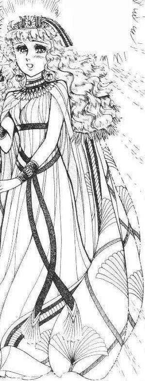 Hình ảnh Carol trắng đen trong bộ truyện Cô gái Sông Nile ( Ouke Monshou ) 尼罗河的女儿; 尼羅河女兒; 王家の紋章; คําสาปฟาโรห์; 왕가의 문장 - Page 3 2dot20_zpsf706fc45
