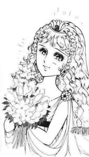 Hình ảnh Carol trắng đen trong bộ truyện Cô gái Sông Nile ( Ouke Monshou ) 尼罗河的女儿; 尼羅河女兒; 王家の紋章; คําสาปฟาโรห์; 왕가의 문장 - Page 5 2dot214_zpsf7a8853e