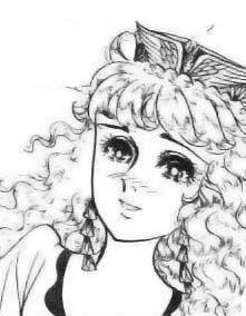 Hình ảnh Carol trắng đen trong bộ truyện Cô gái Sông Nile ( Ouke Monshou ) 尼罗河的女儿; 尼羅河女兒; 王家の紋章; คําสาปฟาโรห์; 왕가의 문장 - Page 5 2dot215_zpsbe5abe9a