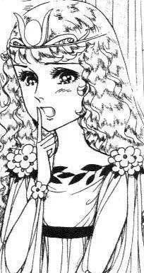 Hình ảnh Carol trắng đen trong bộ truyện Cô gái Sông Nile ( Ouke Monshou ) 尼罗河的女儿; 尼羅河女兒; 王家の紋章; คําสาปฟาโรห์; 왕가의 문장 - Page 5 2dot219_zps885346f3