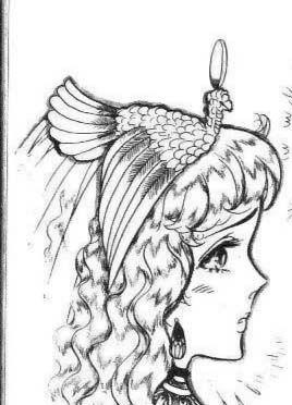 Hình ảnh Carol trắng đen trong bộ truyện Cô gái Sông Nile ( Ouke Monshou ) 尼罗河的女儿; 尼羅河女兒; 王家の紋章; คําสาปฟาโรห์; 왕가의 문장 - Page 5 2dot222_zps60f8d077