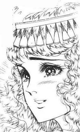 Hình ảnh Carol trắng đen trong bộ truyện Cô gái Sông Nile ( Ouke Monshou ) 尼罗河的女儿; 尼羅河女兒; 王家の紋章; คําสาปฟาโรห์; 왕가의 문장 - Page 3 2dot25_zps3573c754