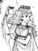 Hình ảnh Carol trắng đen trong bộ truyện Cô gái Sông Nile ( Ouke Monshou ) 尼罗河的女儿; 尼羅河女兒; 王家の紋章; คําสาปฟาโรห์; 왕가의 문장 - Page 3 2dot33_zps4ee7c770