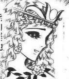 Hình ảnh Carol trắng đen trong bộ truyện Cô gái Sông Nile ( Ouke Monshou ) 尼罗河的女儿; 尼羅河女兒; 王家の紋章; คําสาปฟาโรห์; 왕가의 문장 - Page 3 2dot43_zps4b6da802