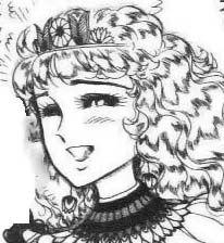 Hình ảnh Carol trắng đen trong bộ truyện Cô gái Sông Nile ( Ouke Monshou ) 尼罗河的女儿; 尼羅河女兒; 王家の紋章; คําสาปฟาโรห์; 왕가의 문장 - Page 3 2dot58_zpsa3784483