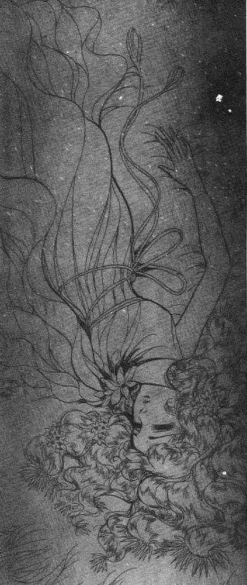 Hình ảnh Carol trắng đen trong bộ truyện Cô gái Sông Nile ( Ouke Monshou ) 尼罗河的女儿; 尼羅河女兒; 王家の紋章; คําสาปฟาโรห์; 왕가의 문장 - Page 3 2dot65_zps71b9c6ba