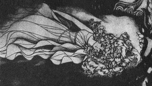 Hình ảnh Carol trắng đen trong bộ truyện Cô gái Sông Nile ( Ouke Monshou ) 尼罗河的女儿; 尼羅河女兒; 王家の紋章; คําสาปฟาโรห์; 왕가의 문장 - Page 3 2dot66_zps6bb09a7a
