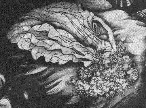 Hình ảnh Carol trắng đen trong bộ truyện Cô gái Sông Nile ( Ouke Monshou ) 尼罗河的女儿; 尼羅河女兒; 王家の紋章; คําสาปฟาโรห์; 왕가의 문장 - Page 3 2dot67_zpse935036b