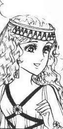 Hình ảnh Carol trắng đen trong bộ truyện Cô gái Sông Nile ( Ouke Monshou ) 尼罗河的女儿; 尼羅河女兒; 王家の紋章; คําสาปฟาโรห์; 왕가의 문장 - Page 3 2dot84_zps09ccc629