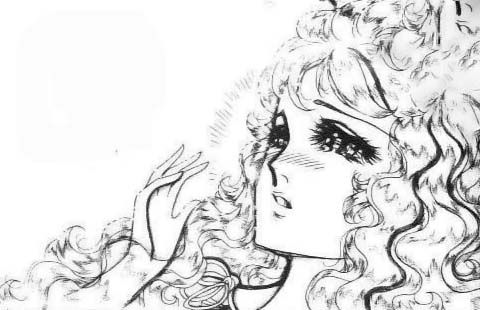 Hình ảnh Carol trắng đen trong bộ truyện Cô gái Sông Nile ( Ouke Monshou ) 尼罗河的女儿; 尼羅河女兒; 王家の紋章; คําสาปฟาโรห์; 왕가의 문장 - Page 5 Q13_zps9d540ae6