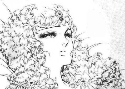 Hình ảnh Carol trắng đen trong bộ truyện Cô gái Sông Nile ( Ouke Monshou ) 尼罗河的女儿; 尼羅河女兒; 王家の紋章; คําสาปฟาโรห์; 왕가의 문장 - Page 5 Q28_zps4f31ee3c