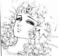 Hình ảnh Carol trắng đen trong bộ truyện Cô gái Sông Nile ( Ouke Monshou ) 尼罗河的女儿; 尼羅河女兒; 王家の紋章; คําสาปฟาโรห์; 왕가의 문장 - Page 5 Q34_zps6d37e502