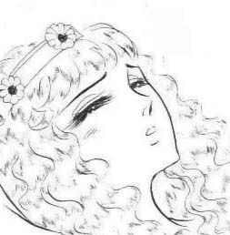 Hình ảnh Carol trắng đen trong bộ truyện Cô gái Sông Nile ( Ouke Monshou ) 尼罗河的女儿; 尼羅河女兒; 王家の紋章; คําสาปฟาโรห์; 왕가의 문장 - Page 5 Q38_zpsb56a6105