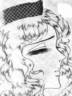 Hình ảnh Carol trắng đen trong bộ truyện Cô gái Sông Nile ( Ouke Monshou ) 尼罗河的女儿; 尼羅河女兒; 王家の紋章; คําสาปฟาโรห์; 왕가의 문장 - Page 5 Q41_zps01194c8e