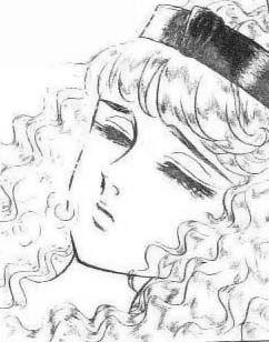 Hình ảnh Carol trắng đen trong bộ truyện Cô gái Sông Nile ( Ouke Monshou ) 尼罗河的女儿; 尼羅河女兒; 王家の紋章; คําสาปฟาโรห์; 왕가의 문장 - Page 5 Q49_zps03fdf613