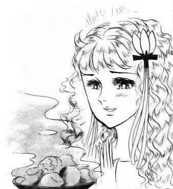 Hình ảnh Carol trắng đen trong bộ truyện Cô gái Sông Nile ( Ouke Monshou ) 尼罗河的女儿; 尼羅河女兒; 王家の紋章; คําสาปฟาโรห์; 왕가의 문장 - Page 5 Q56_zps77b2be08