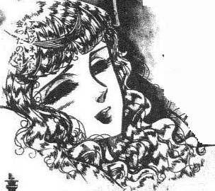 Hình ảnh Carol trắng đen trong bộ truyện Cô gái Sông Nile ( Ouke Monshou ) 尼罗河的女儿; 尼羅河女兒; 王家の紋章; คําสาปฟาโรห์; 왕가의 문장 - Page 5 Q70_zps4e86835c