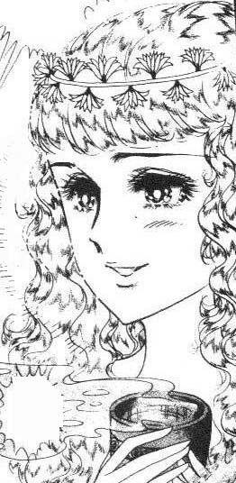 Hình ảnh Carol trắng đen trong bộ truyện Cô gái Sông Nile ( Ouke Monshou ) 尼罗河的女儿; 尼羅河女兒; 王家の紋章; คําสาปฟาโรห์; 왕가의 문장 - Page 5 Q9_zpsc9027af4