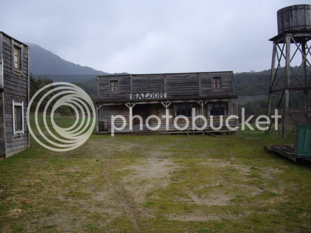 Poblado Vaquero-Salto del Nervion(1-4-12) Saloon-Deposito