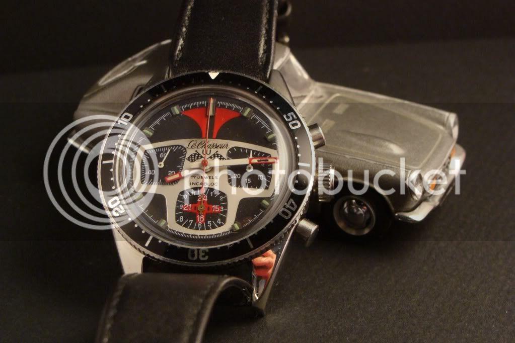 Chrono a echelle tachymetrique rallye ou racing R5
