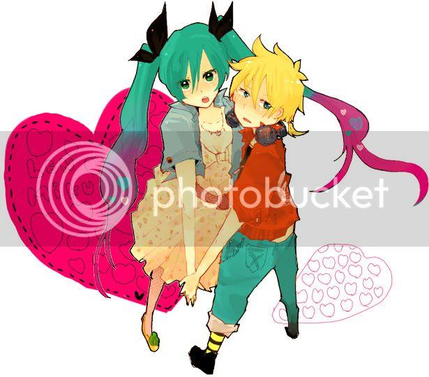 Galería de Miku x Len ♥ 9715fd029ce675374afb510c