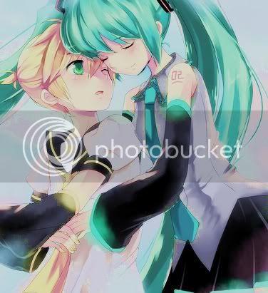 Galería de Miku x Len ♥ Dssdsa