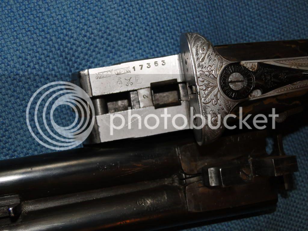 ¿Podeis identificar esta escopeta? DSC00182