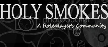 HolySmokes/TheTGroup (multi-fandom roleplay!) Holy