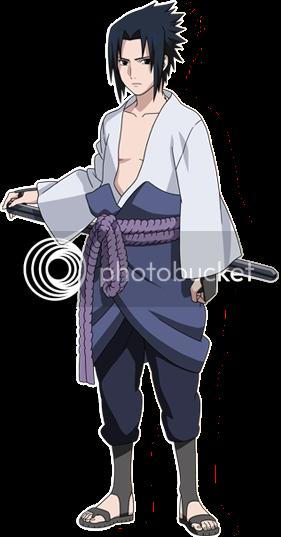 """Uchiha sasuke"""" PartII_Sasuke"""