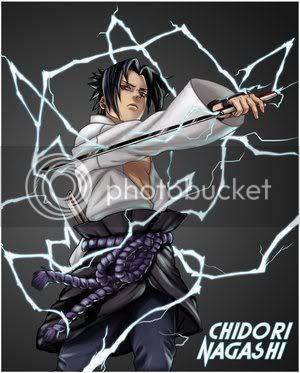 """Uchiha sasuke"""" Sasuke___Chidori_Discharge_by_pokef"""