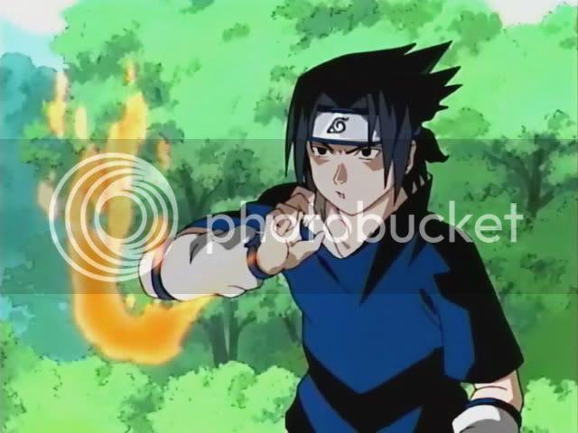 """Uchiha sasuke"""" Sasukekatongoukakyuunojutsu"""