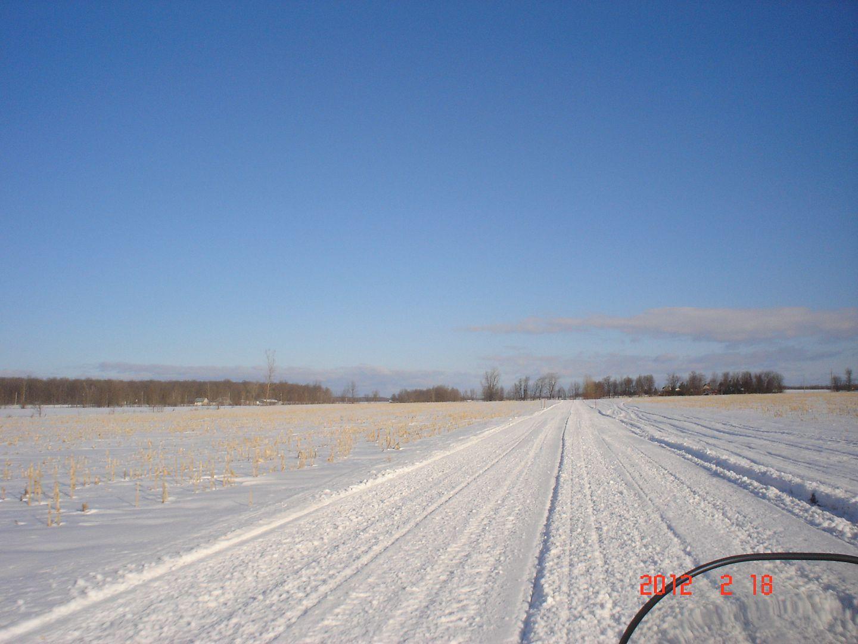 photo ride-report Joliette/Mattawin sentier #360+retour par la #3 18 février 2012 DSC01443