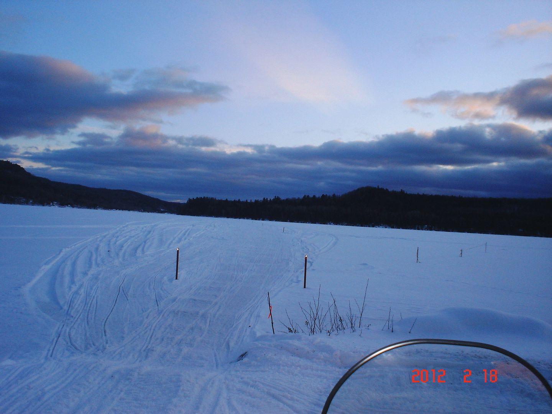 photo ride-report Joliette/Mattawin sentier #360+retour par la #3 18 février 2012 DSC01645