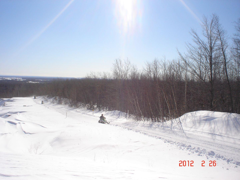 Photo ride-report Joliette/St-Tite sentier#3 et #23 26 février 2012 DSC01734-1
