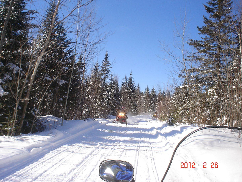 Photo ride-report Joliette/St-Tite sentier#3 et #23 26 février 2012 DSC01761-1